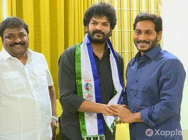 Director Dasari's son Arun joins YSRCP