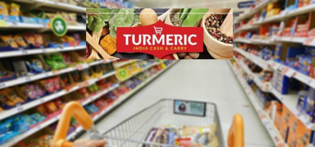 Turmeric Indian Cash and Carry