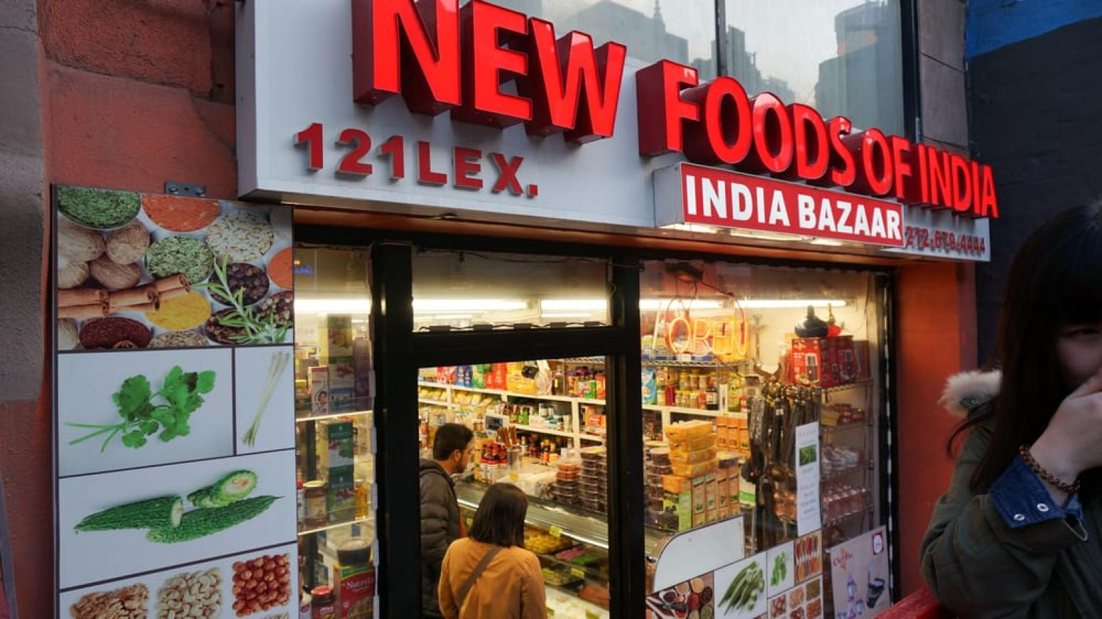 New Foods of India