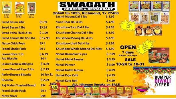 Swagath Grocery