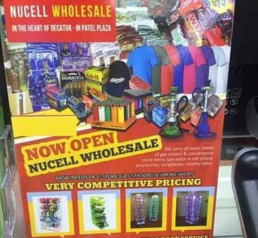 Nucell Wholesale