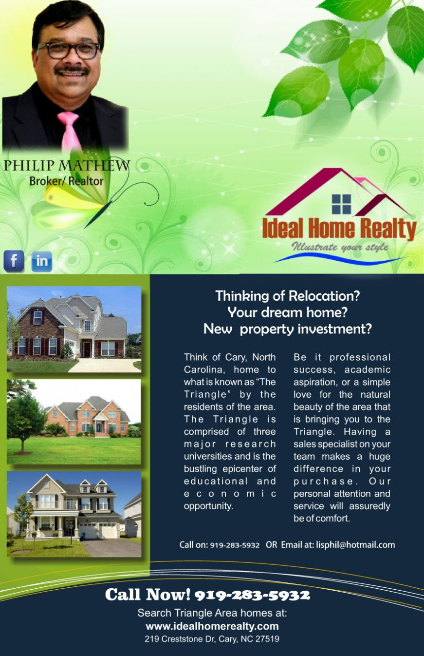 Philip Mathew Realtor