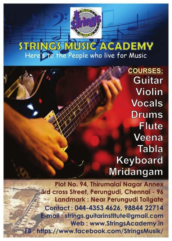 Strings Music Academy