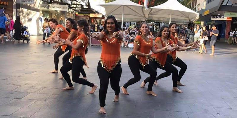 BOLLY DANCE AT DIWALI FESTIVAL (BEGINNERS) @ City