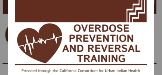Overdose Prevention and Reversal Training