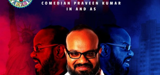 Praveen Kumar-s Mr. Family Man Stand-up comedy Live In Bay Area