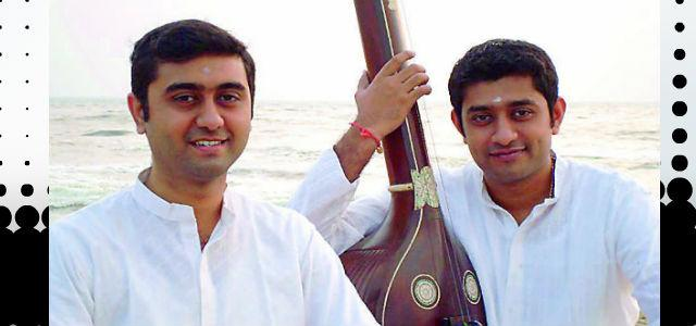 CARNATIC DYNAMIC DUO TRICHUR BROTHERS CONCERT