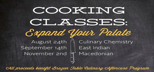 Expand Your Palate Cooking Class: East Indian