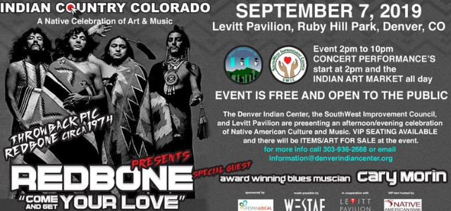 Indian Country Colorado, a A Native Celebration of Art and Music with special