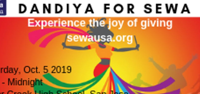 Sewa International Dandiya