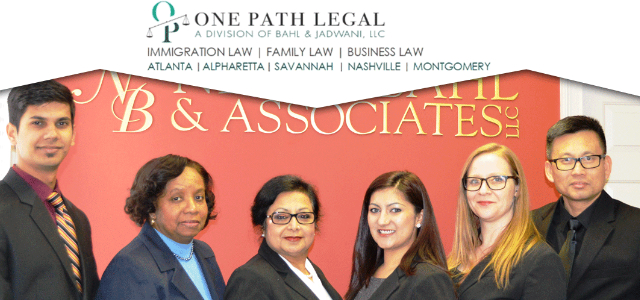 One Path Legal: A Division Of Bahl & Jadwani, LLC