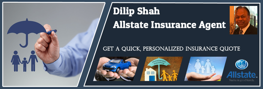 Dilip Shah All State Insurance Agent