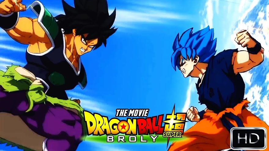 [123MoviE] Watch Dragon Ball Super: Broly ONLINE 2019 (HD-Video) Full and FrEe