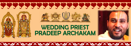 Astrologer And Wedding Priest - Pradeep Archakam