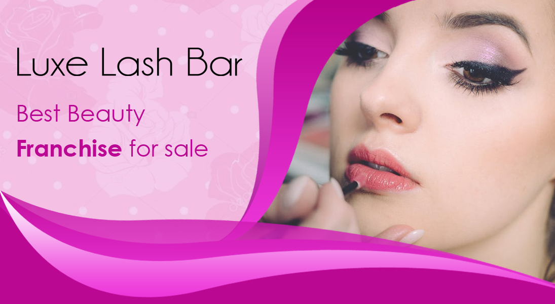 Luxe Lash Bar Franchise Opportunity