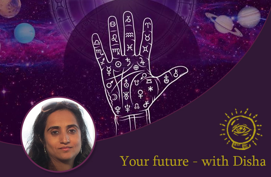 Your Future - With Disha