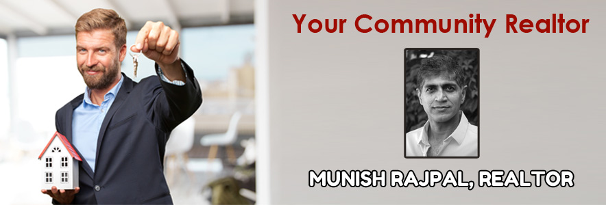 Munish Rajpal Realtor