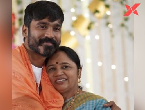 Dhanush's moving post for his mother's birthday