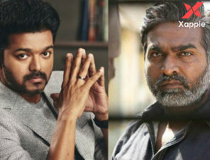 Vijay Sethupathi to join the sets of #Thalapathy64