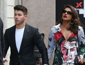 Priyanka Chopra Jonas steps out for a date with hubby in an expensive Moschino dress