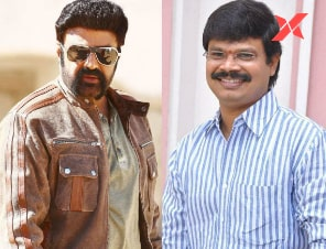 Buzz: Superman is the title in consideration for Boyapati Srinu-Nandamuri Balakrishna's film