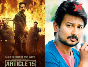 Article 15 remake goes to Kollywood; Udayanidhi Stalin to reprise the role of Ayushmann Khurrana
