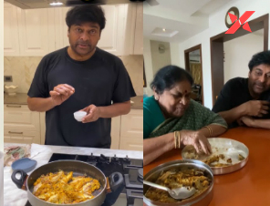 Megastar Chiranjeevi turns a chef and cooks delicious fish curry for his mother; Check out the recipe