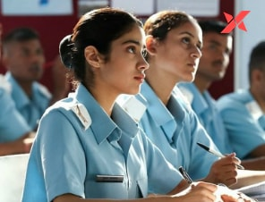 Gunjan Saxena's instructor who trained the first batch of IAF female pilots dismisses Netflix's biopic and calls it misrepresentative