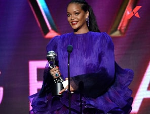 Rihanna moves people with powerful speech at the NAACP Image Awards
