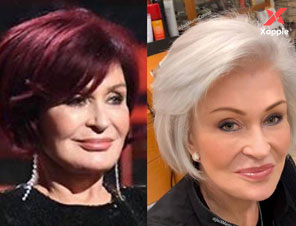Sharon Osbourne's new hair will remind you of Meryl Streep from The Devil Wears Prada!