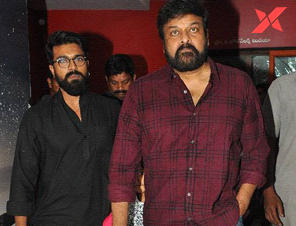 Ram Charan and Chiranjeevi take extra care for Sye Raa