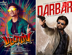 Dhanush and Rajinikanth gearing up for Pongal race