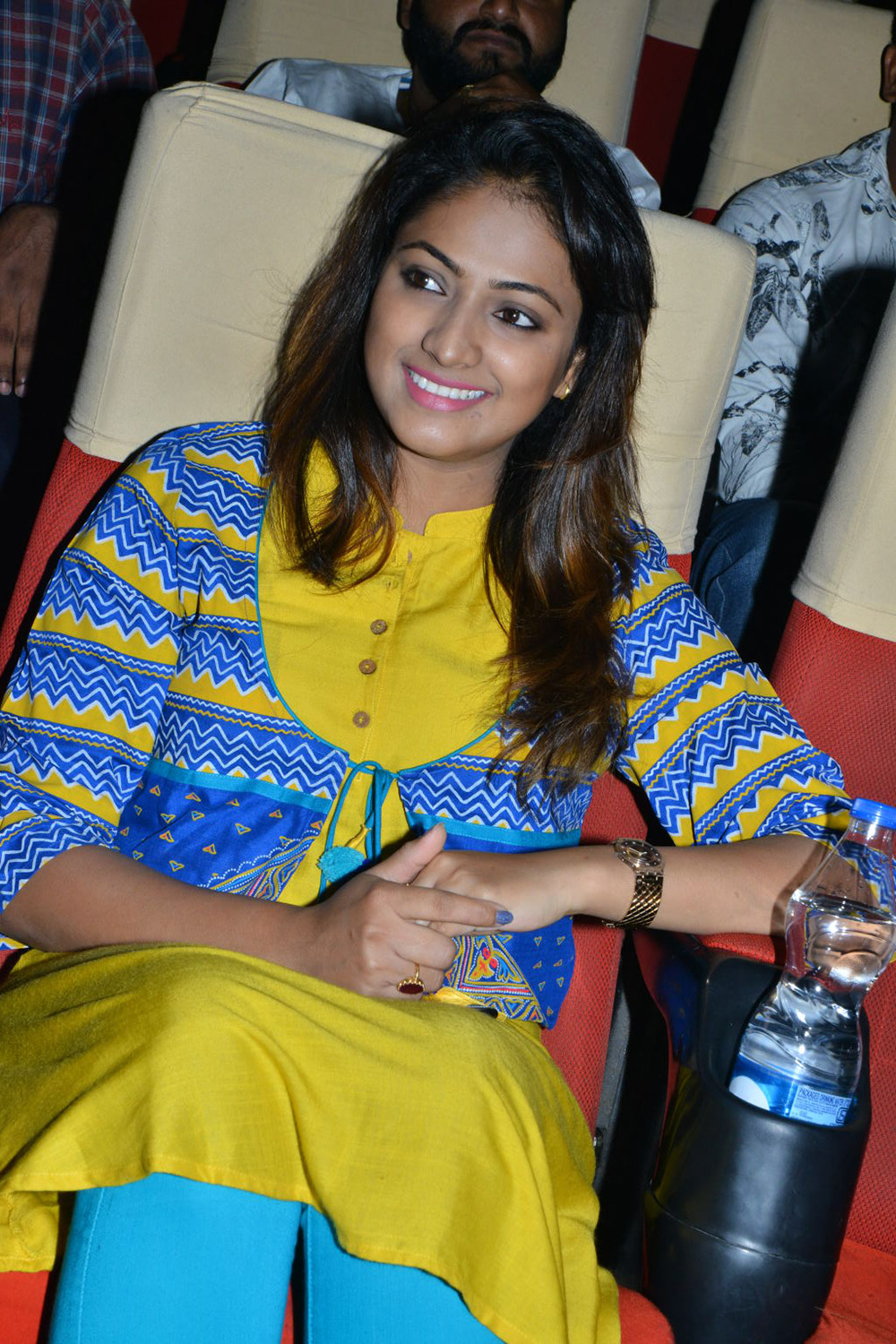 Hariprriya At Jai Simha Movie Premier