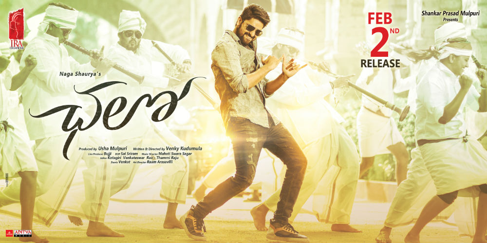 Chalo Release Date Posters