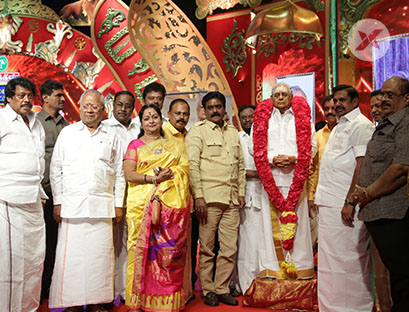 Chennaiyil Thiruvaiyaru Season Inauguration Stills