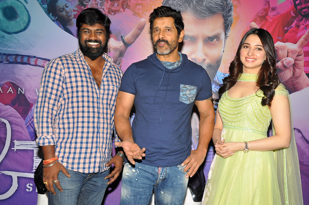 Sketch Movie Pressmeet Stills