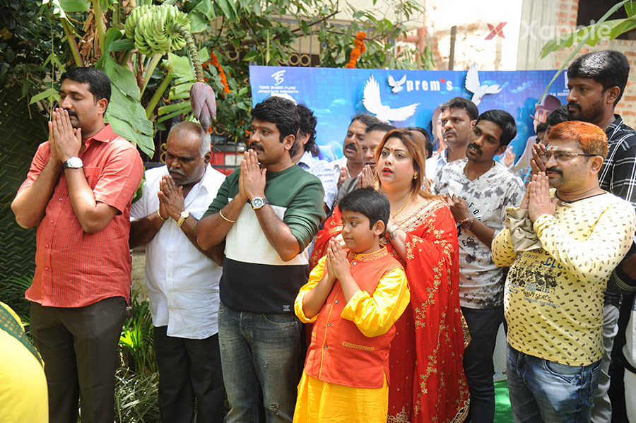 TheVillain movie Press Meet Photos