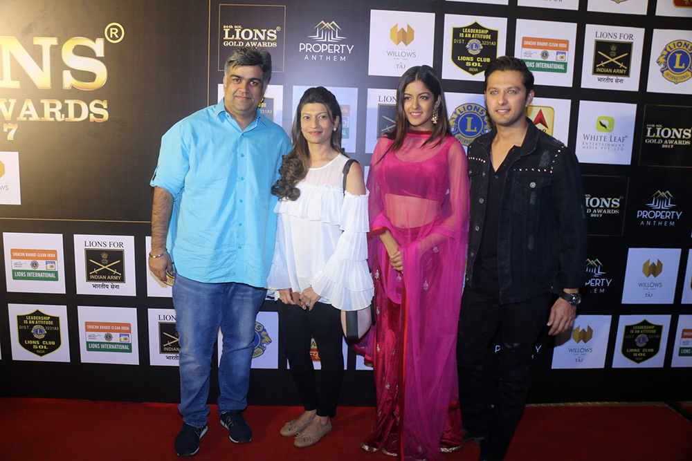 Lions Gold Awards at Bhaidas hall Pictures