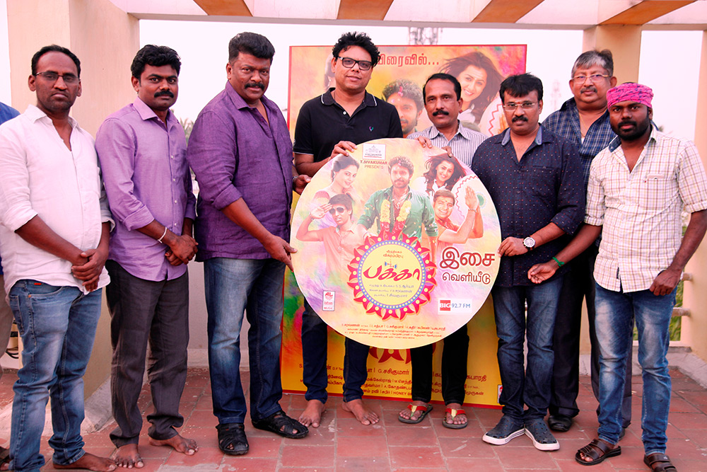 Pakkaa  AUDIO Launch  Stills