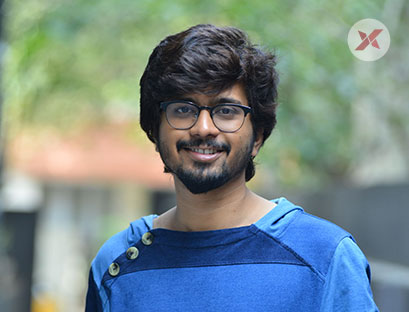 Abhinav Interview Photos