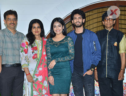 Anaganaga o premakadha Movie Press Meet Photos