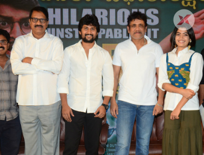 Devdas Movie Successmeet Stills