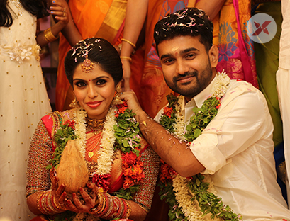 Actor Ramesh Kanna Son Wedding Stills