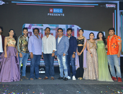 Husharu pre release event photos