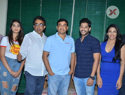 Hushaaru  movie pressmeet photos