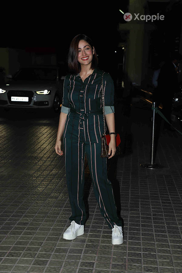 Bollywood Celebs at Kedarnath Movie Special Screening