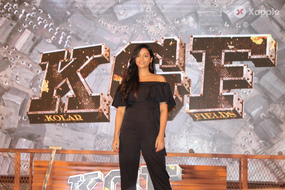 KGF Movie Trailer Launch Photos