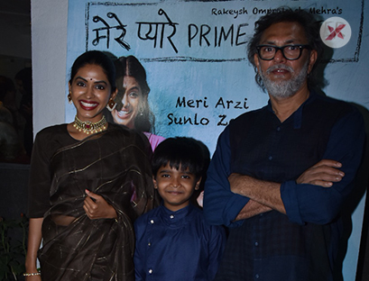 Mere Pyare Prime Minister Hindi Movie