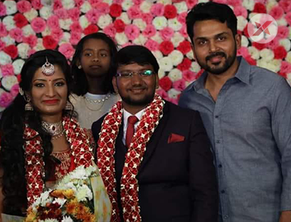 Poovai Mani Marriage Photos
