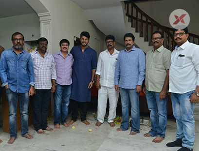 Tenali Ramakrishna BA BL Movie Opening Photos